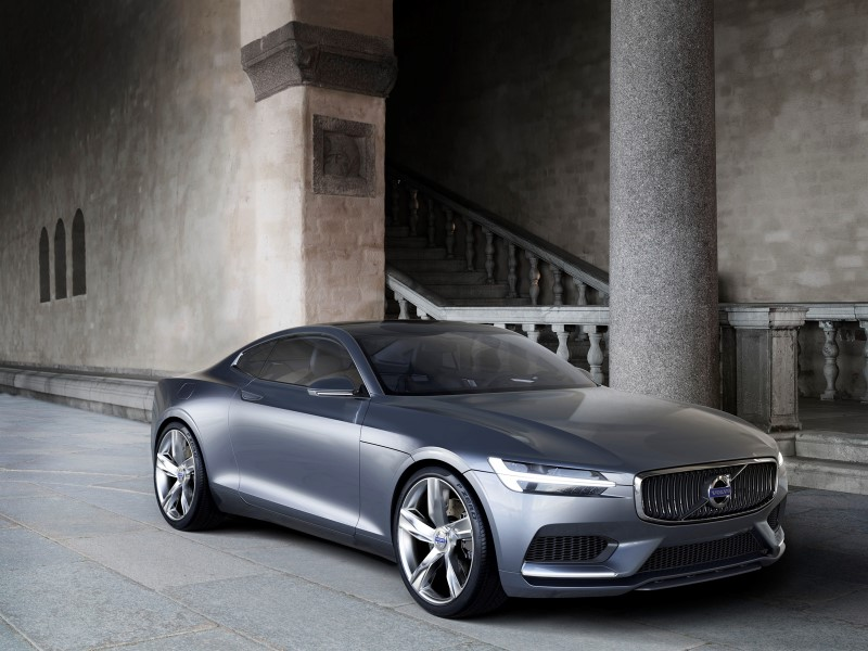 2021 Volvo S90 Coupe Release Date