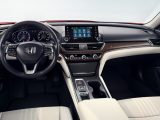 2021 Honda Accord Interior Cockpit
