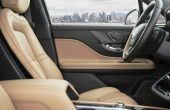 2021 Lincoln Corsair Grand Touring Interior Seating With Premium Quality Leather