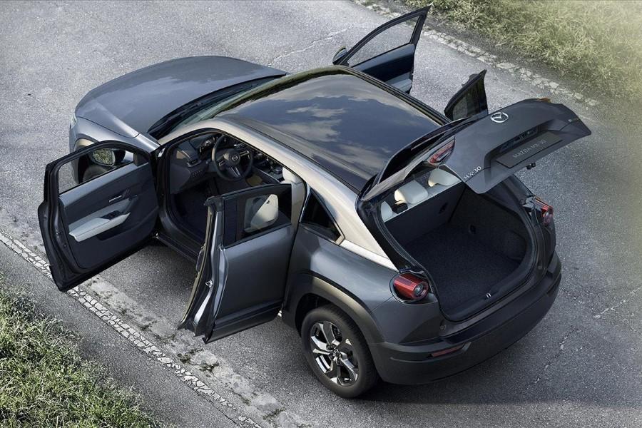 2021 Mazda MX-30 Dimension
