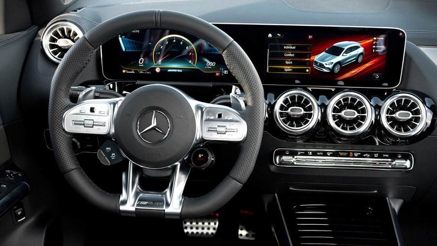 2021 Mercedes GLA 35 AMG New Features