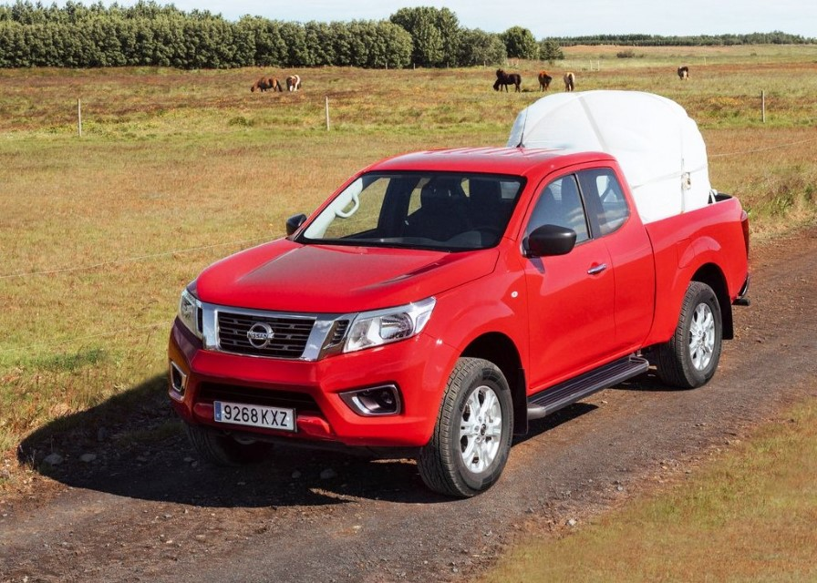 2021 nissan navara redesign modern and luxury pickup