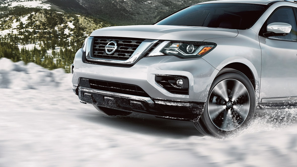 2021 Nissan Pathfinder Platinum Changes