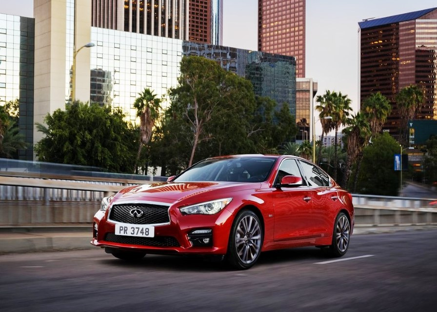 Infiniti G37 Replece by Q50 Sedan
